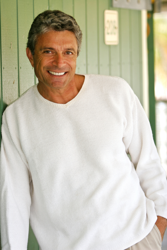 Bioidentical hormone replacement therapy men